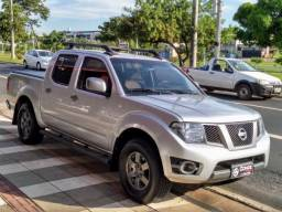FRONTIER 2013/2014 2.5 SV ATTACK 4X4 CD TURBO ELETRONIC DIESEL 4P MANUAL - 2014