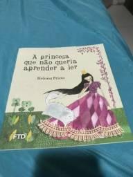 Livro paradidático novo