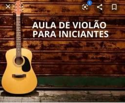 Aulas de violão para iniciantes à domicílio