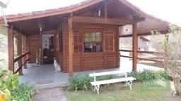 Casa no fazenda Bela Vista com amplo terreno todo aproveitável