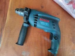 Furadeira Com Função Martelete Profissional Bosch 110v
