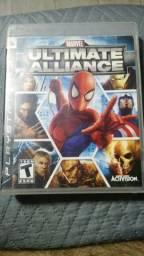 Marvel Ultimate Alliance - PS3 comprar usado  São Caetano do Sul