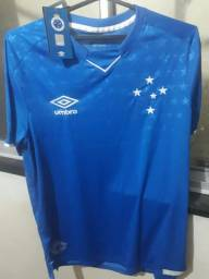 Blusas do Cruzeiro Original