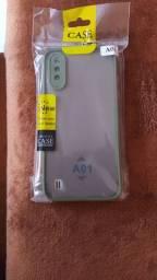 Capinha Samsung A01