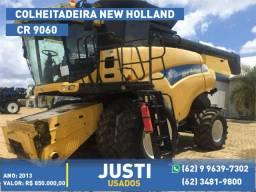 Colheitadeira | New Holland | CR 9060