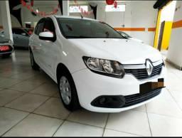 Renault logan PARCELADO NO BOLETO