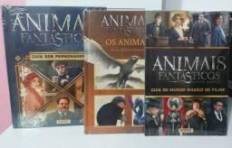 Título do anúncio: Kit livros Animais Fantásticos e Onde Habitam