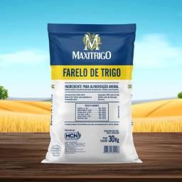 Farelo de trigo 30kg a pronta entrega