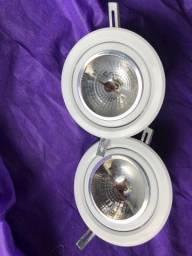 Luminárias croicas