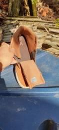 Sapato usado 1 vez!