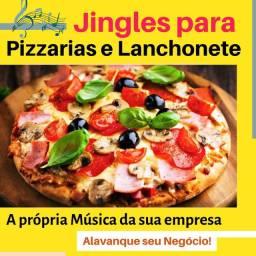 Jingles jingles para pizzarias