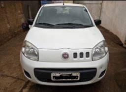 Fiat uno 2014. > Entrada