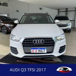 Audi Q3 TFSI 2017 Impecável Aceito trocas e Financio