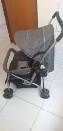 Carrinho Moises para Bebê Multikids