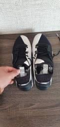 Tênis Puma X Staple B.O.G Sock - Preto e Branco