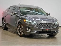 Ford Fusion Titanium 2.0 Top de Linha Mod 2019