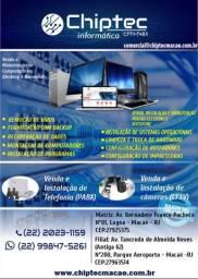 Loja de Informática - Parque Aeroporto/Macaé