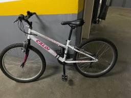 Bicicleta Caloi - 24 ( bike infantil )