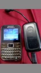 Celular Motorola teclinhas