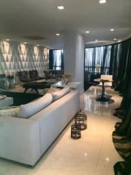 Apartamento na Península- 4 suítes- Home Office- Frente mar