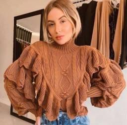 Dois tricots pelo preço de 1