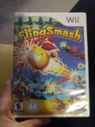 Jogo Wii - FlingSmash