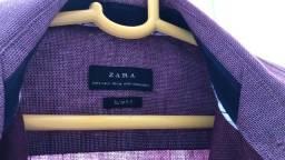 Título do anúncio: Camisa social Zara