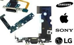 Vendo peças e placas de celulares originais sansung Motorola LG