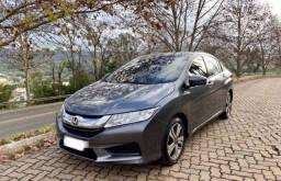 Honda City 1.5 LX 2016 (parcelamento direto)