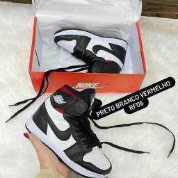 Título do anúncio: Basqueteira Nike Jordan Masculino (Promoção Válida até durar o estoque