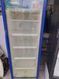 Título do anúncio: Vendo freezer espositor esmaltec 300 litros