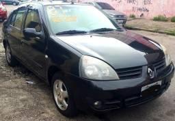 Clio Sedan 2007 completo - GNV