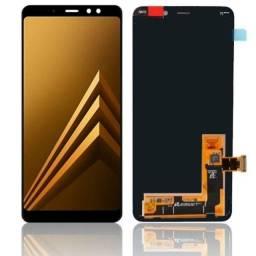 Tela Touch Display Samsung A710 A8 A8 Plus A720