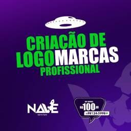 Título do anúncio: Logomarca | identidade visual | Artes