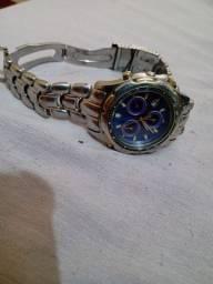 Título do anúncio: Relógio Bulova 3 bola todo em aço misto..