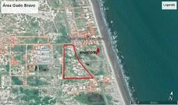 Título do anúncio: Terreno Beira Mar - Gado Bravo RN