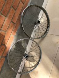 Par de rodas Caloicross Caixao aro 20