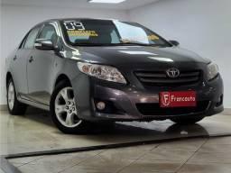Título do anúncio: Toyota Corolla Blindado 1.8 xei 16v flex 4p automático