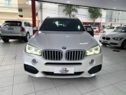 BMW X5 XDRIVE 50i 4.4 BI-TURBO 2015 BRANCA.