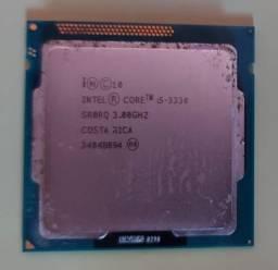 Título do anúncio: Processador Intel Core i5-3330