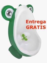 Título do anúncio: Miquitório Urinól do Sapinho Infantil / Entrega Grátis / só para Meninos