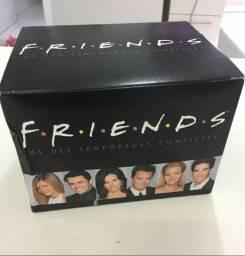 Box DVD Friends Todas as temporadas completas