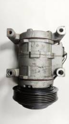 Compressor Ar Condicionado HB20 1.0 3CC 2014 a 2021 Original Semi Novo