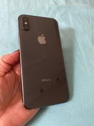 Iphone x preto 64gb seminovo conservado