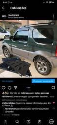 Proteção da caixa de transferência Suzuki Jimny
