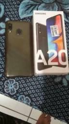 A20 novo na caixa