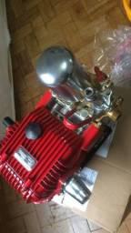 Bomba 3 pistão alta pressão Vap lavadora ou pulverizadora sem motor