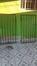 Vendo.portões para canil zerado