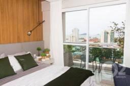 Flat com 1 dormitório à venda, 28 m² por R$158.400 - Imbetiba - Macaé/RJ