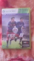 FIFA 16 Xbox 360 narrado  por Tiago Leifert